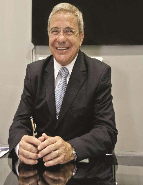 Abdala Jamil Abdala, presidente da Francal Feiras